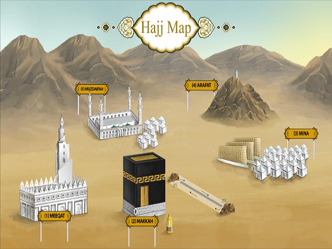 Hajj Packages – 2016 (1437 Hijri)